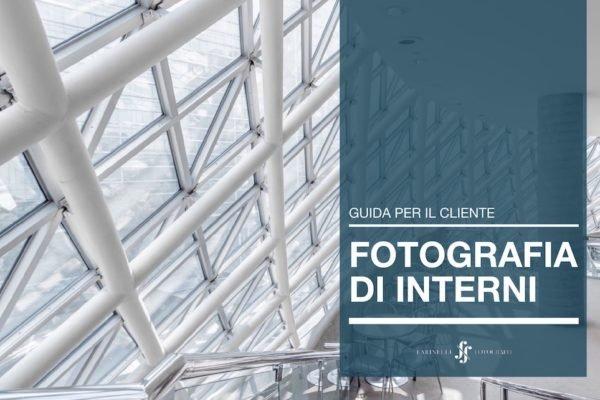 Copertina Guida alla Fotografia di Interni