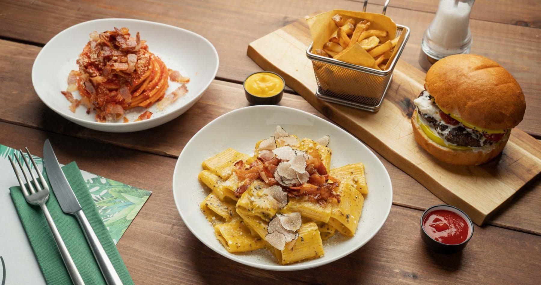 fotografia food su tavolo di legno